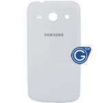 Samsung Galaxy Core Plus G3500 Battery Cover in White