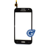 Samsung Galaxy Core Prime G360 Digitizer Touchpad in black  without Duos logo
