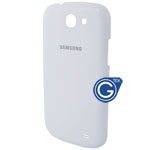 Samsung Galaxy Express i8730 Battery Cover in White