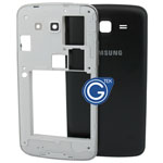 Samsung Galaxy Grand 2 G7106,G7102 Rear Housing in Black