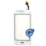 Samsung Galaxy J1 J100F J100 J100H Digitizer Touchpad in white