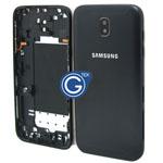 Samsung Galaxy J5 (2017) J530F Battery Cover in Black