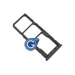 Samsung Galaxy M20 SM-M205F Sim Holder in Black