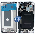 Samsung Galaxy Note 3 LTE (N9005) LCD Frame with Side Button