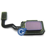 Samsung Galaxy Note 9 N960F Fingerprint Sensor Flex in Purple