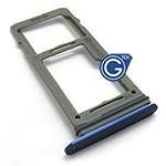 Samsung Galaxy Note 9 N960F Sim Card Holder in Blue