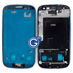 Samsung Galaxy S3 LTE i9305 LCD Frame Blue