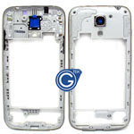 Samsung Galaxy S4 Mini i9195 Center frame-D cover white