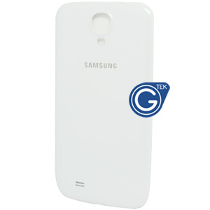 Samsung Galaxy S4 i9500 battery cover white