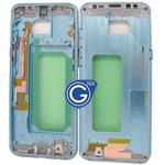 Samsung Galaxy S8 Plus G955F LCD Frame in Blue