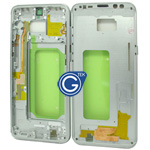 Samsung Galaxy S8 Plus G955F LCD Frame in Silver