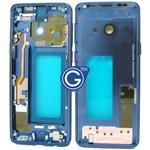 Samsung Galaxy S9 SM-G960F LCD Frame in Blue
