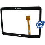 Samsung Galaxy Tab 4 10.1 T530 T531 T535 Digitizer in Black