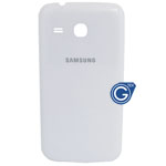 Samsung Galaxy Trend 3 G3502 battery cover in white