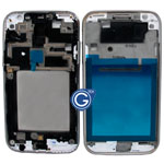 Samsung Galaxy Win i8552 LCD Frame in Silver
