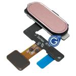 Samsung J530 Home Button Flex Pink