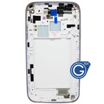 Samsung N7100 Galaxy Note 2 Rear housing in white