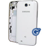 Samsung N7105 GALAXY Note II LTE Complete housing in white