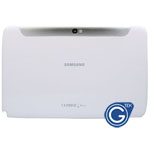 Samsung Galaxy Note 10.1 N8000 N8010 N8013 Back Cover in White