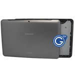 Samsung Galaxy Tab 2 10.1 P5110 back cover with side button complete in grey