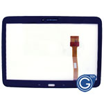 Samsung Galaxy Tab 3 10.1 P5200, P5210 Digitizer in Metallic Blue