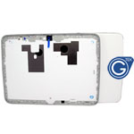Samsung Galaxy Tab 3 10.1 Wifi Version GT-P5210 back cover with side button complete in white