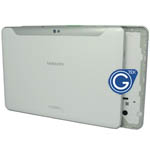 Samsung P7510 back cover with side button complete in white