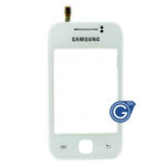 Samsung S5360 Galaxy Y Digitizer in white