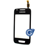 Samsung S5380 Wave Y Digitizer in Black