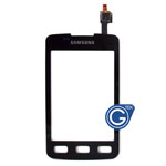Samsung S5690 Galaxy Xcover Digitizer in black