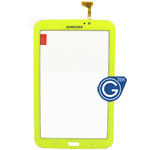 Samsung Galaxy Tab 3 7.0 WiFi Version SM-T210,Galaxy Tab 3 Kids T2105 Digitizer in Yellow