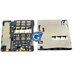 Samsung Galaxy Tab 3 7.0 SM-T211 sim card reader socket