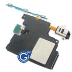 Samsung Galaxy Tab S 10.5 T800 T801 T805 Power Flex with Left Loudspeaker