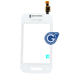 Samsung Wave Y S5380 Digitizer in White