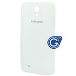 Samsung Galaxy Mega 6.3 i9200 back cover white