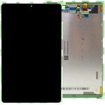 Genuine Samsung Galaxy Tab A 10.1 2019 LTE (SM-T515) Display module LCD And Digitizer In black - Part no: GH82-19563A