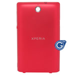 Sony C1505 Xperia E Battery Cover in Red