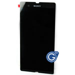 Sony L36h Xperia Z, C6603, C6602,  Xperia Z LTE, Sony Xperia Z Complete Lcd and Digitizer (no frame)