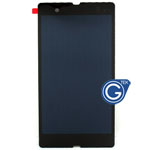 Sony L36h, Xperia Z Complete Lcd + Digitizer (without Sony logo)