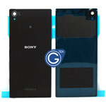 Sony L39h Xperia Z1 Battery Cover in Black Highest Quality