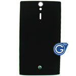 Sony Xperia S LT26i battery cover in black