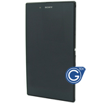 Sony XL39h Xperia Z Ultra Complete LCD with Digitizer and Frame in Black