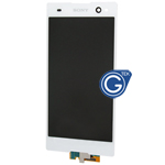 Sony Xperia C3,D2533 Complete LCD with Digitizer in White