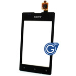 Sony Xperia E C1505 C1504 Digitizer in Black