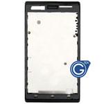 Sony Xperia J ST26i  LCD Metal Frame