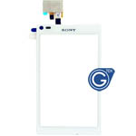Sony Xperia L S36h Digitizer in white