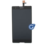 Sony Xperia T2 Ultra Dual XM50h Complete LCD with Digitizer in Black