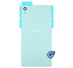 Sony Xperia Z3 Plus (E6553), Z4 Battery Cover in Aqua Green Highest Quality