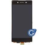 Sony Xperia Z4 Complete LCD with Digitizer in Black -OEM