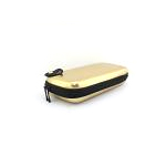 Shisha Time Rectangle Bag in Gold
